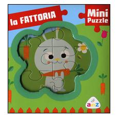 La fattoria. Mini puzzle. Ediz. illustrata
