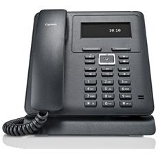 Telefono VoIP Fisso Maxwell Basic SIP Grigio