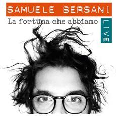 "Samuele Bersani - La Fortuna Che Abbiamo Live (2 12"")"