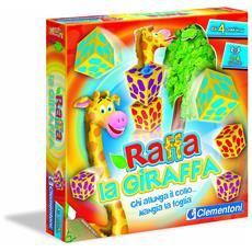 Raffa La Giraffa Gioco Di Societa' Chi Allunga Il Collo Mangia La Foglia