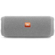 Speaker Wireless Portatile Flip 4 Bluetooth Colore Grigio