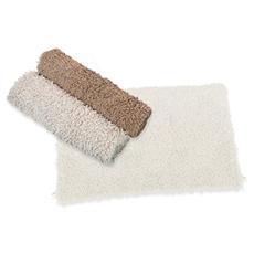 Tappeto bagno Extra in cotone colore beige cm 50x70 Maurer