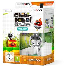 N3DS - Chibi-Robo : Zip Lash Amiibo Bundle