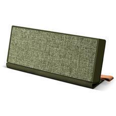 Rockbox Fold Fabriq Edition Speaker Bluetooth - Verde Militare