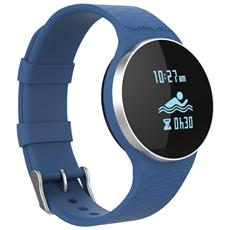 iHealth AM4 Dispositivo monitoraggio attività fisica impermeabile Bluetooth per iOS / Android - Blu