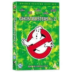 Ghostbusters 1 & 2 (2 Dvd) [ Edizione: Regno Unito]