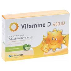 Vitamina D 400 Ui 168 Compresse