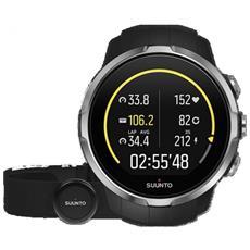 Spartan Sport Black Hr Orologio Gps Multisport Elegante E Resistente Con Touch Screen Colori