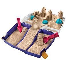 SPM6037447 Kinetic Sand - Valigetta Sempre con Te