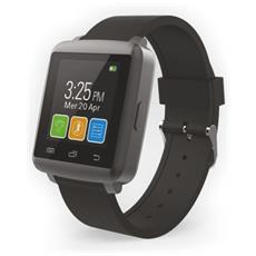 """Smartwatch M2 Mini con Display 1.44"""" colore Nero con Bluetooth per Android e iOS RICONDIZIONATO"""