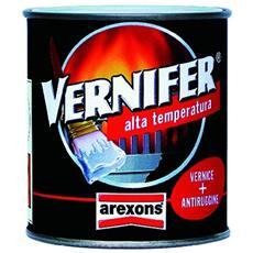 Smalto Alta Temperatura - Ml. 250 Nero Satinato