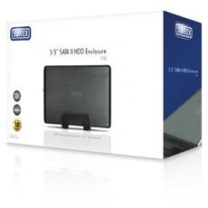 """3.5"""" SATA II HDD Enclosure USB"""