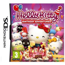 NDS - Hello Kitty Avventura di Compleanno