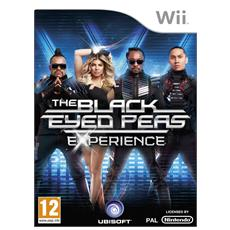 WII - The Black Eyed Peas The Experience