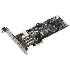 Scheda Audio Xonar DX Interno 7.1canali PCI-E