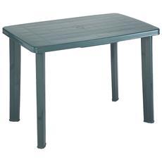Tavolo da Giardino Rettangolare - Modello Faretto