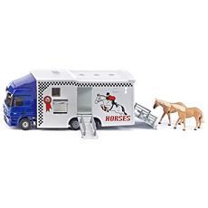 D / C Camion Trasporto Cavalli, 1:50