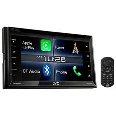 Sintomonitor KW-V820BT 4x50W USB / CD / DVD Bluetooth Nero