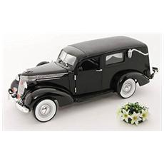4431 Ford N-york Times Blue 1936 1/43 Modellino