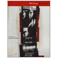 Don't blink. Robert Frank. DVD. Con libro