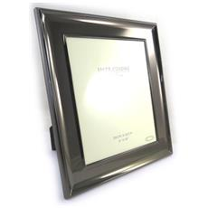 photo frame 'design' gray (20x25 cm) - [ m3120]
