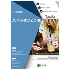Manuale Di Teoria Per Il Test Di Ammissione A Comunicazione. Con Ebook. Con Contenuto Digitale Per Accesso On Line