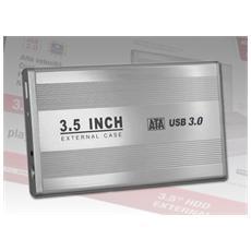 29015, 3.0 (3.1 Gen 1) , HDD, SATA, DC, Alluminio, Alluminio