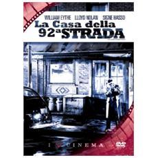 Dvd Casa Della 92a Strada (la)