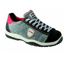 Scarpa antinfortunistica bassa calzatura da lavoro S1P Maurer n 42