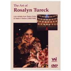 Bach - The Art Of Rosalyn Tureck - Rosalyn Tureck