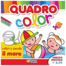 Quadro Color – Il Mare