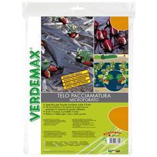 Telo Pacciamatura Microforato 1,5x5m Verdemax