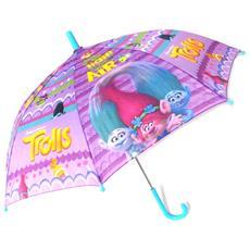 canna ombrello manuale '' viola - 45 cm - [ n9956]