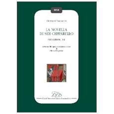 La novella di ser Cepparello (Decameron, I 1)