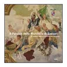 Il palazzo della provincia di Sassari