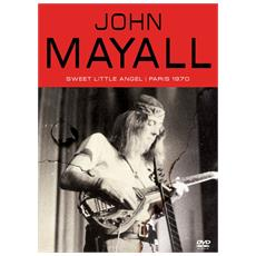 John Mayall - Sweet Little Angel Live On Stage