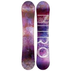 Tavola Snowboard Donna Mistique Gullwing Fantasia Viola 142