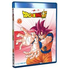 Dragon Ball Super #01 (3 Blu-Ray)
