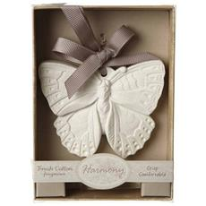 Profumatore Per Ambienti A Forma Di Farfalla (9.2 X 2.4 X 13.5cm) (bianco)