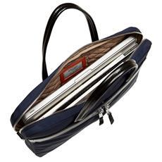 "Borsa Notebook fino a 14"" Hanover Colore Blu"