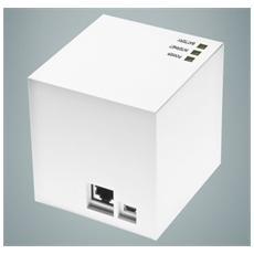 BC-LGW-O-TW, 128-bit AES, 80 x 80 x 80 mm, 130g, 0,350A, 100 - 240V, 5 - 35 C