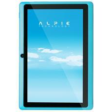"""Tablet 7 Blu 7"""" HD RAM 512 MB Memoria 4 GB + MicroSD Wi-Fi +Fotocamera 0.3Mpx Android"""