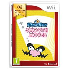 WII - Wario Ware Smooth Moves Select