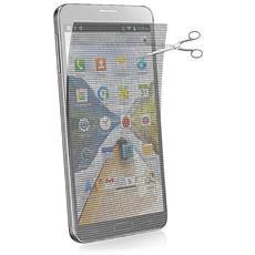 Pellicola Protettiva UniversaleTrasparente per Telefoni