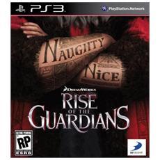 PS3 - Rise of the Guardians - Le 5 Leggende