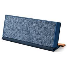 FRESH N REBEL - Rockbox Fold Fabriq Edition Speaker Bluetooth - Blu