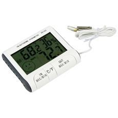 Termometro E Igrometro Digitale Indoor&outdoor Dc103