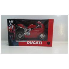 Newray - Ducati 999 Stradale Rossa 1:12 Die-cast