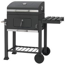Barbecue Carbonella Per Esterno Giardino, Portico, Terrazzo, Campeggio