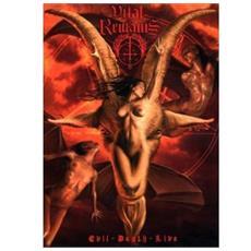 Vital Remains - Evil - Death - Live (Dvd+Cd)